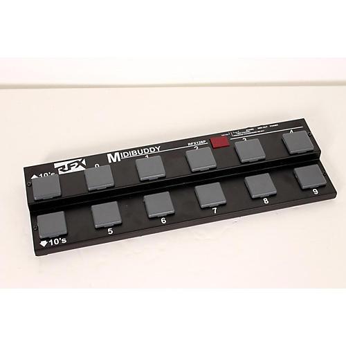 Rolls MP128 MIDI Buddy Pedal  888365158594