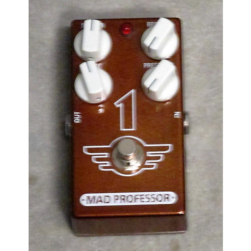 Mad Professor MP1DR Distortion And Reverb Effect Pedal-thumbnail