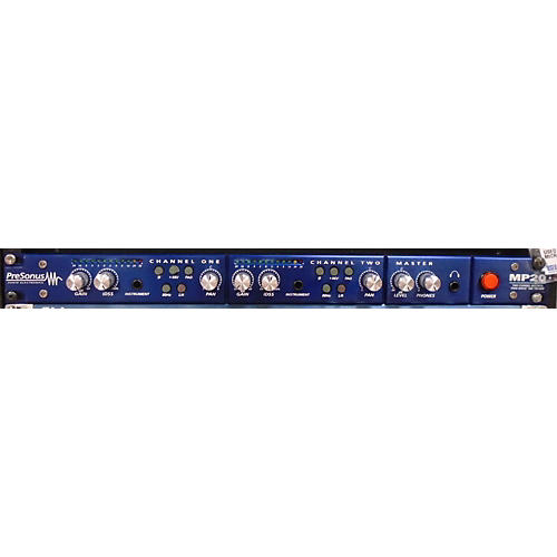 Presonus MP20 Microphone Preamp