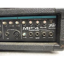 Peavey MP4 Powered Mixer