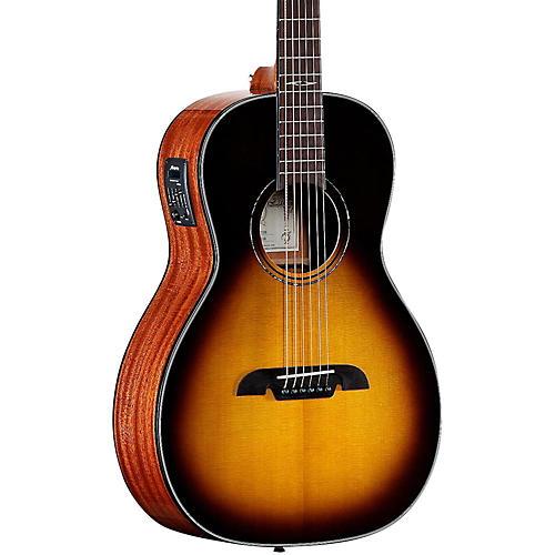 Alvarez MP610ESB Parlor Acoustic-Electric Guitar-thumbnail