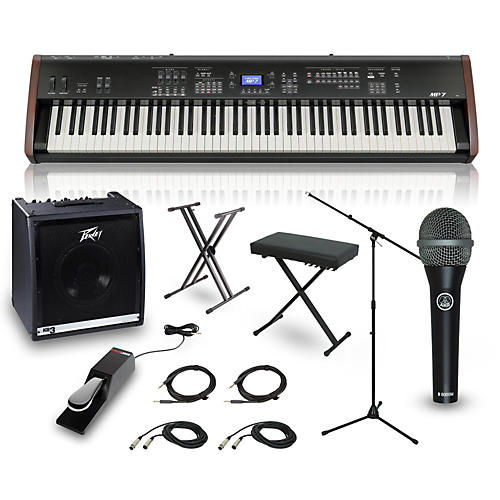 Kawai MP7 88 Key Complete Stage Piano Package