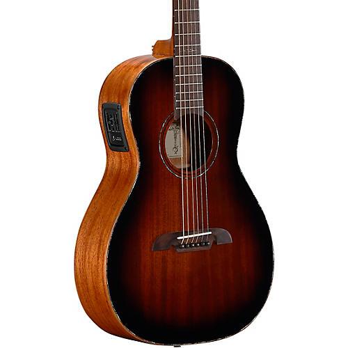 Alvarez MPA66ESHB Parlor Acoustic-Electric Guitar-thumbnail