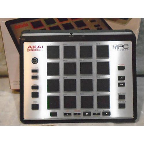 Used Akai Mpc : used akai professional mpc element production controller guitar center ~ Vivirlamusica.com Haus und Dekorationen