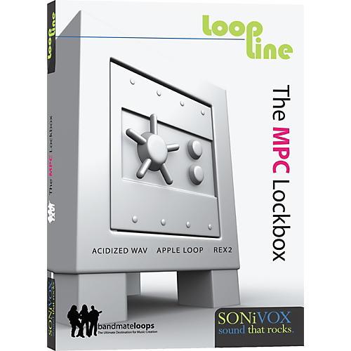 Sonivox MPC Lockbox Drum and Rhythm Loop Collection