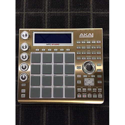 Akai Professional MPC Studio Gold-thumbnail