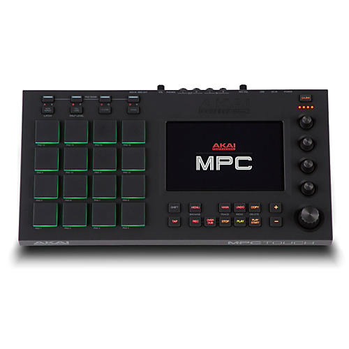 Akai Professional MPC Touch Software Controller-thumbnail