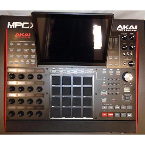 Used Akai Mpc : used akai professional mpc x midi controller guitar center ~ Vivirlamusica.com Haus und Dekorationen
