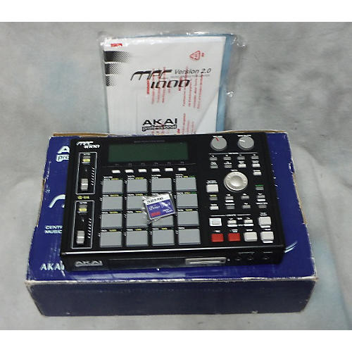 Akai Professional MPC1000bk Production Controller