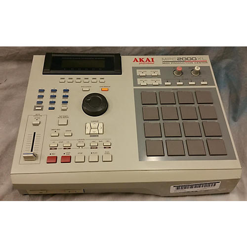 Akai Professional MPC2000XL Production Controller-thumbnail