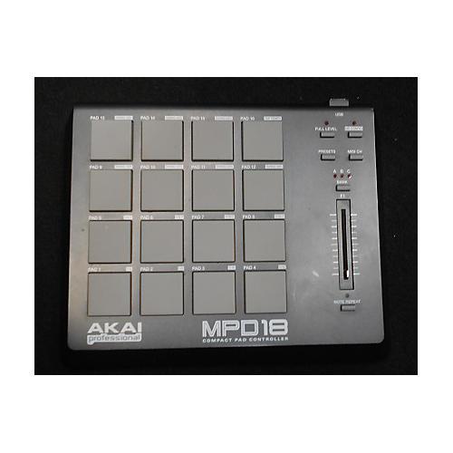 Akai Professional MPD18 DJ Controller-thumbnail
