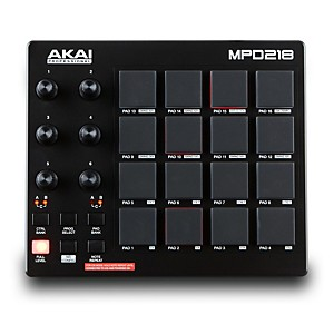Akai Professional MPD218 Pad Controller by Akai Professional