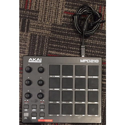 Akai Professional MPD218 Production Controller-thumbnail