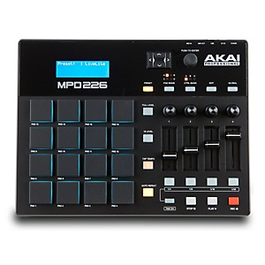 Akai Professional MPD226 Pad Controller by Akai Professional