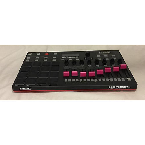 used akai professional mpd232 midi controller guitar center. Black Bedroom Furniture Sets. Home Design Ideas