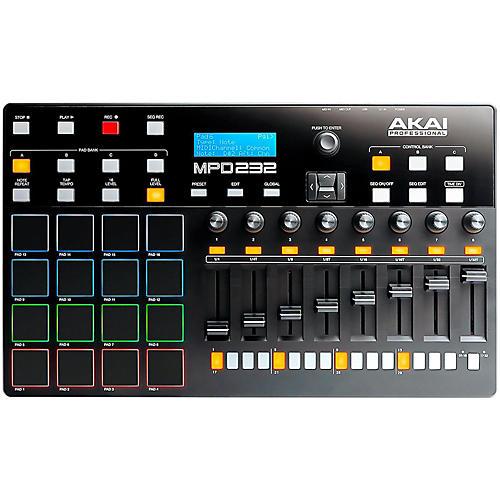 Akai Professional MPD232 Pad Controller-thumbnail