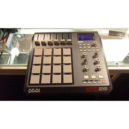Akai Professional MPD26 MIDI Controller-thumbnail