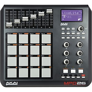 MPD26 Performance Pad Controller