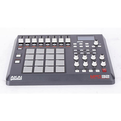 Akai Professional MPD32 MIDI/USB Software Control Surface-thumbnail