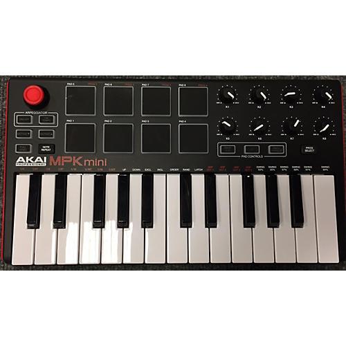 Akai Professional MPK Mini MKII MIDI Controller-thumbnail