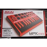 Akai Professional MPK Mini MKII Red MIDI Controller