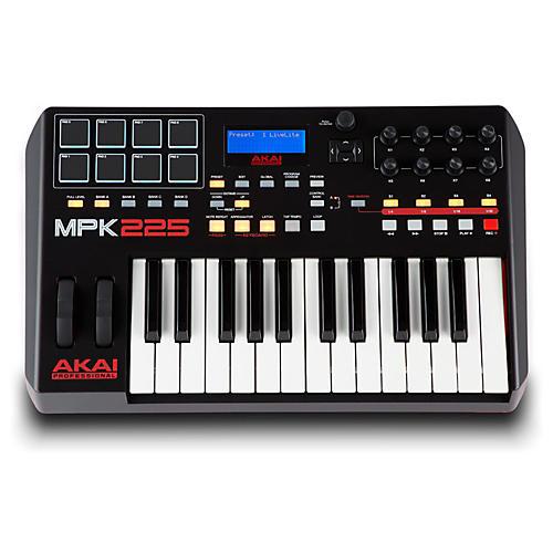 Akai Professional MPK225 25-Key Controller-thumbnail