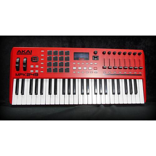 Akai Professional MPK249 49 Key MIDI Controller-thumbnail
