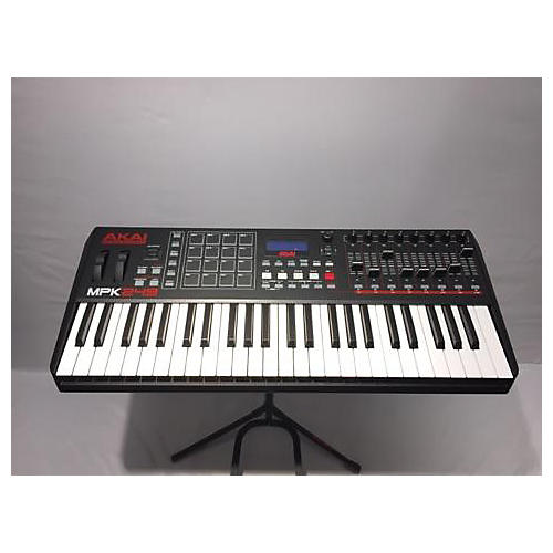 used akai professional mpk249 49 key midi controller guitar center. Black Bedroom Furniture Sets. Home Design Ideas