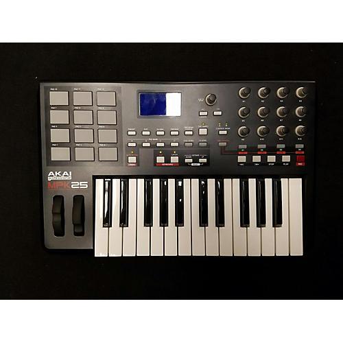 Akai Professional MPK25 25 Key MIDI Controller