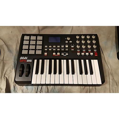 Akai Professional MPK25 Portable Keyboard-thumbnail