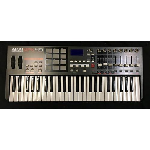 Akai Professional MPK49 49 Key MIDI Controller-thumbnail