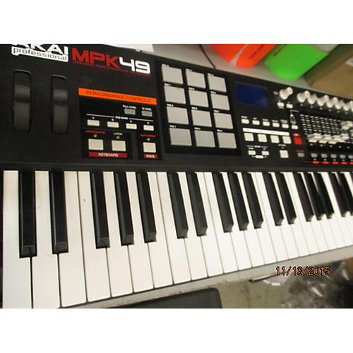 Akai Professional MPK49 MIDI Controller-thumbnail
