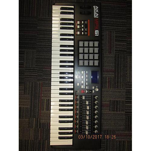Akai Professional MPK61 61 Key MIDI Controller-thumbnail