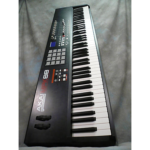 used akai professional mpk88 88 key midi controller guitar center. Black Bedroom Furniture Sets. Home Design Ideas