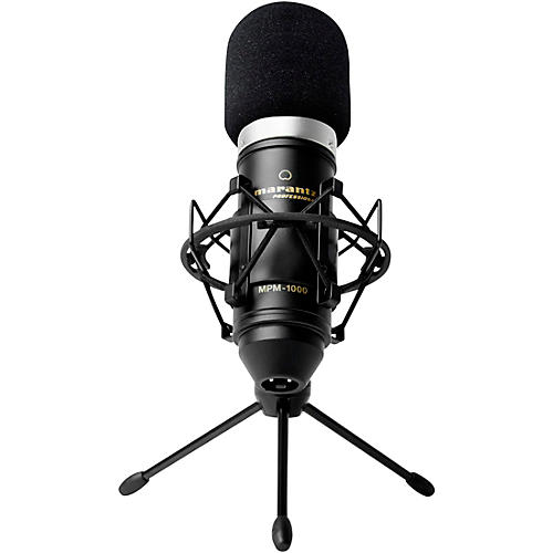 Denon MPM-1000 Studio Condenser Microphone-thumbnail