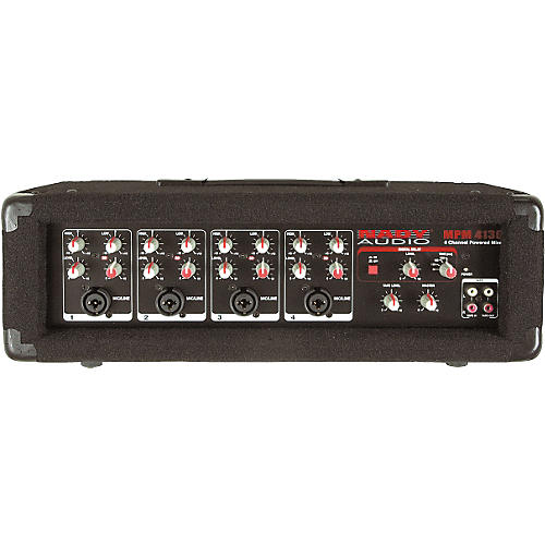 Nady MPM 4130 4-Channel Powered Mixer with DSP