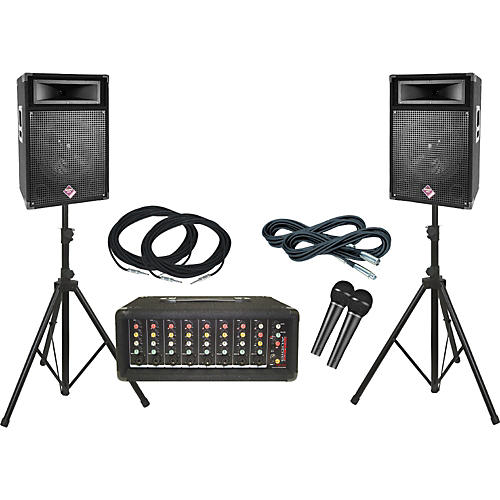 Nady MPM-8175X/PS PA Package