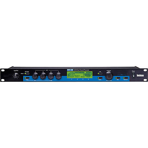 Lexicon MPX-500 Effects Processor with V2 Upgrade