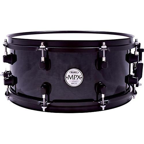 Mapex MPX Birch Snare Drum 13 x 6 in. Black
