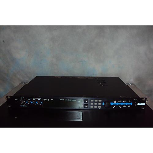 Lexicon MPX R1 MIDI Utility