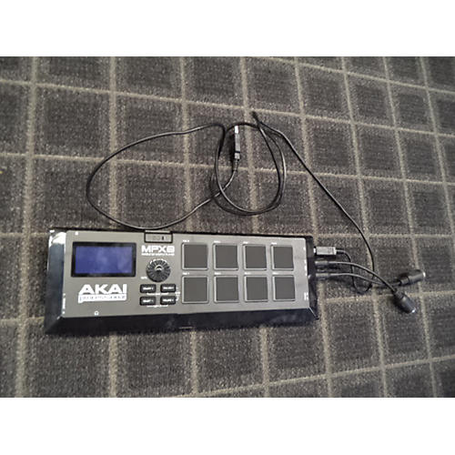 Akai Professional MPX8SD Production Controller-thumbnail