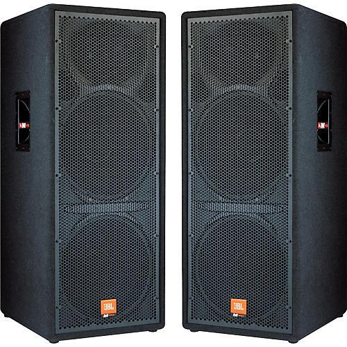 JBL MPro MP225 Speaker System Pair-thumbnail