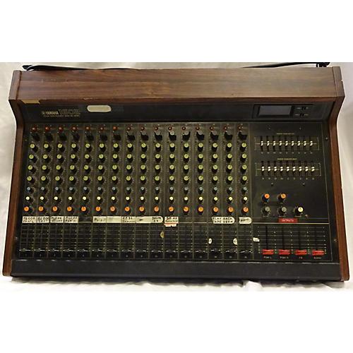 Used yamaha mq1602 powered mixer guitar center for Yamaha powered mixers