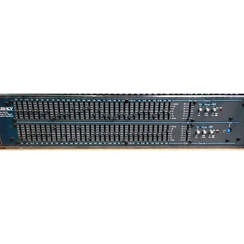 used ashly audio mqx2310 dual 31 band graphic equalizer guitar center. Black Bedroom Furniture Sets. Home Design Ideas