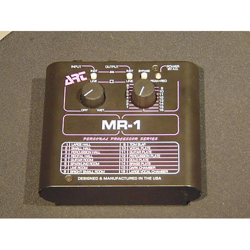 Art MR-1 Effects Processor