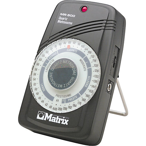 Matrix MR-500 Quartz Metronome-thumbnail