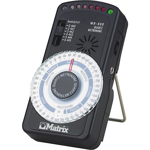 Matrix MR-800 Quartz Metronome-thumbnail