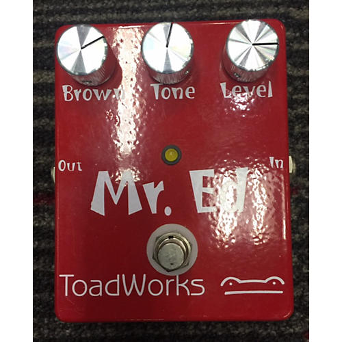 Toadworks MR. ED Effect Pedal