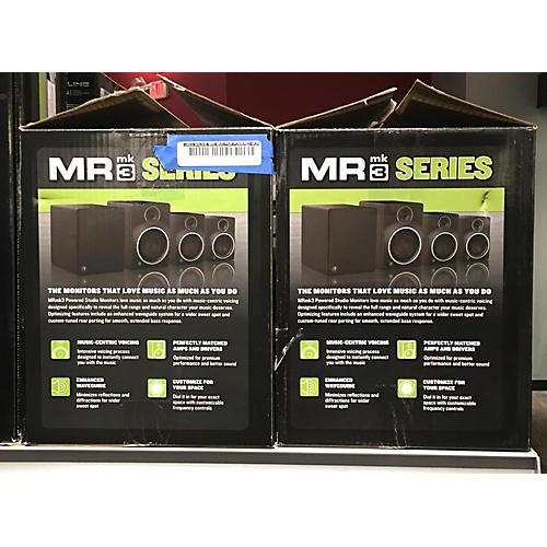 Mackie MR5 MKIII Pair Powered Monitor