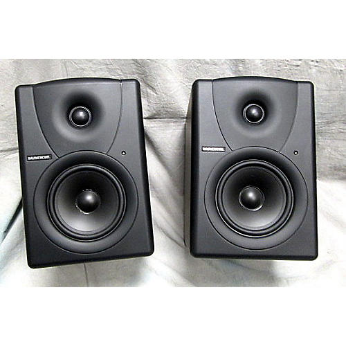 Mackie MR5 Pair Powered Monitor-thumbnail